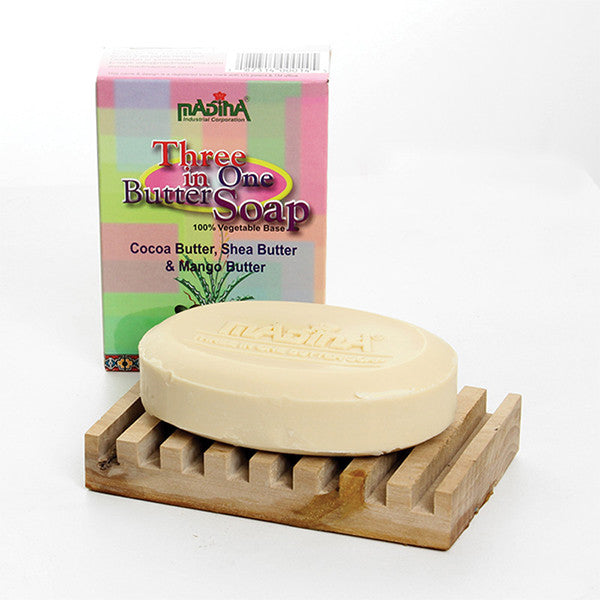 Three In One Butter Soap - 3½ oz.