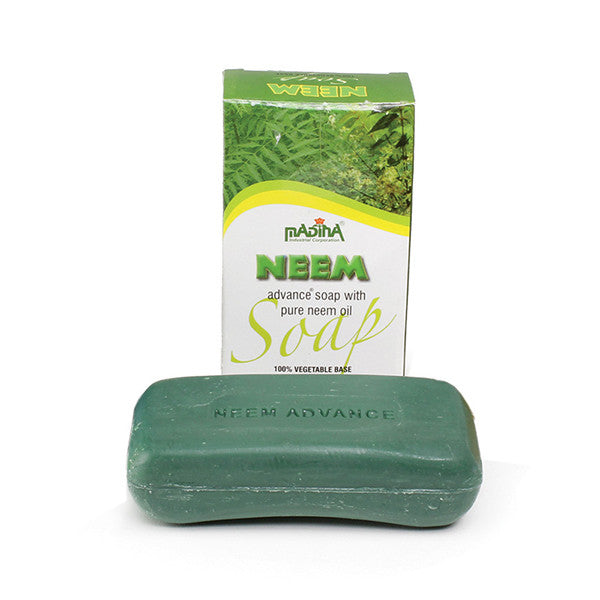 Neem Oil Advance Soap - 4.4 oz.