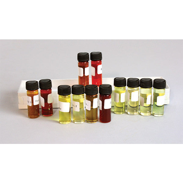 Set of 12 African Holiday Oils - (1Dram)