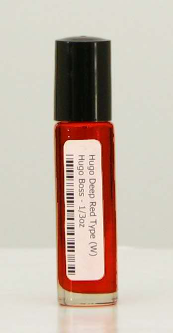 Hugo Boss Deep Red (W) Type - 1/3 oz.