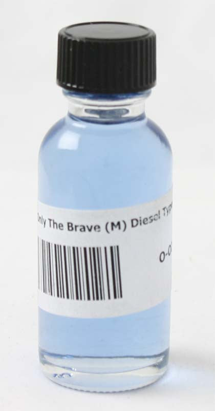 Only The Brave (M) Diesel Type - 1 oz.