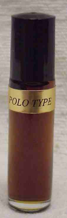 Polo (M) Ralph Lauren Type - 1/3 oz.