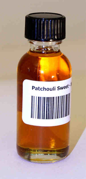 Patchouli Sweet - 1/3 oz.