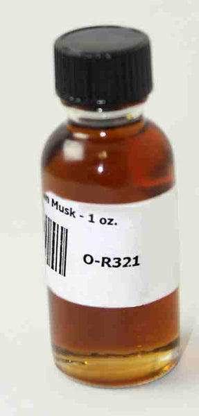 Red Egyptian Musk - 1/3 oz.
