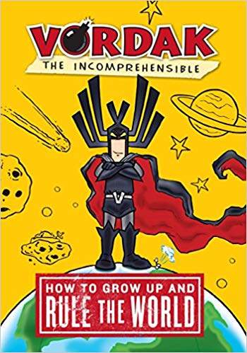 Book Review: How to Grow Up and Rule the World by Scott Seegert
