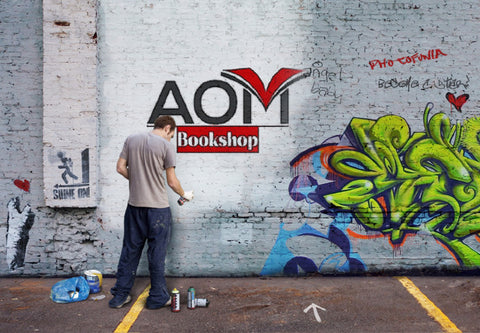 AOM Graffiti Art