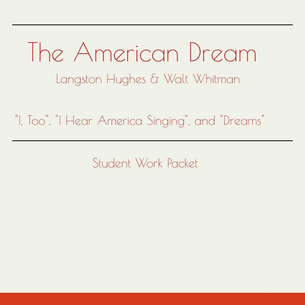 The American Dream Packet