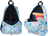 Wildkin 15 Inch Backpack, Mermaids