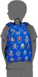 Wildkin 15 Inch Backpack, Robots