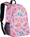 Wildkin 15 Inch Backpack, Paisley