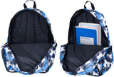 Wildkin 15 Inch Backpack, Blue Camo