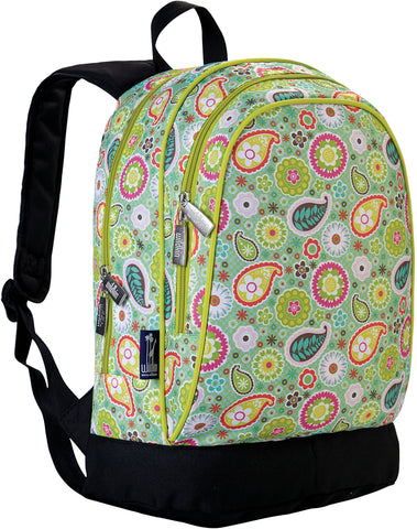 Wildkin 15 Inch Backpack, Spring Bloom