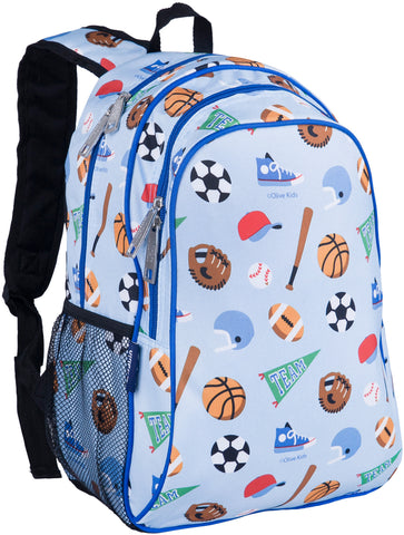Wildkin 15 Inch Backpack, Game On