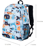 Wildkin 15 Inch Backpack, Big Fish