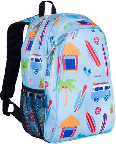Wildkin 15 Inch Backpack, Surf Shack