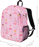 Wildkin 15 Inch Backpack, Ballerina