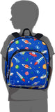 Wildkin Pack 'n Snack 12 Inch Backpack, Out of this World