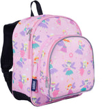Wildkin Pack 'n Snack 12 Inch Backpack, Fairy Princess