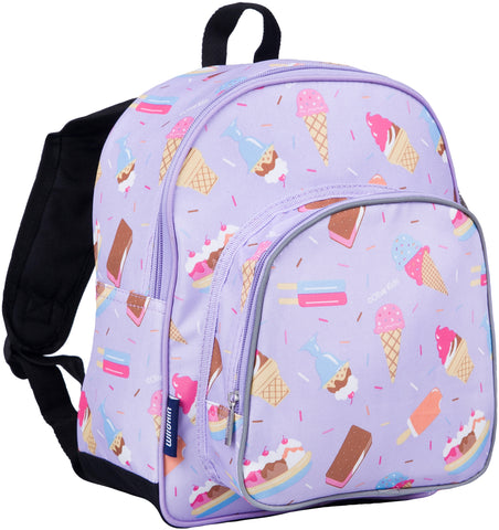 Wildkin Pack 'n Snack 12 Inch Backpack, Sweet Dreams