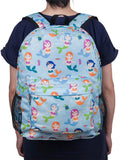 "Wildkin Crackerjack 16"" Backpack, Mermaids"