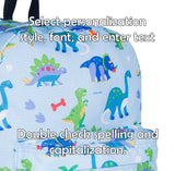 "Wildkin Crackerjack 16"" Backpack, Dinosaur Land"