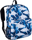 "Wildkin Crackerjack 16"" Backpack, Sharks"