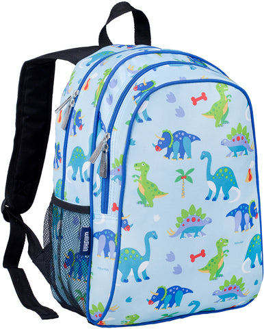 Wildkin Handypak 15 Inch Backpack, Dinosaur Land