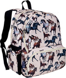 Wildkin Megapak 17 Inch Backpack, Horse Dreams