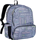 Wildkin Megapak 17 Inch Backpack, Inspiration