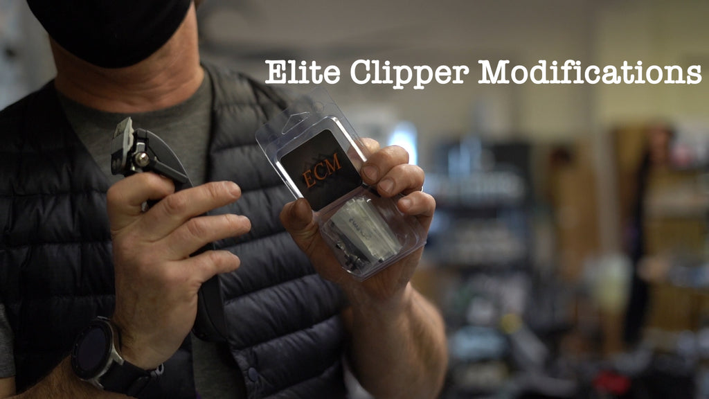 Are Clipper Modifications the Way of the Future?! We Put a Mod Kit on an Ergo to Turn it Into a Fast(er) Feed!