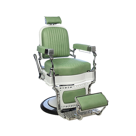 The RESERVE Admiral Barber Chairs from King & Country have arrived