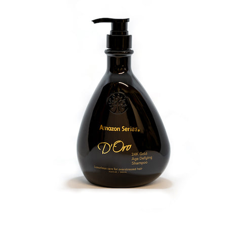 Amazon Series D'Oro 24K Gold Age Defying Shampoo