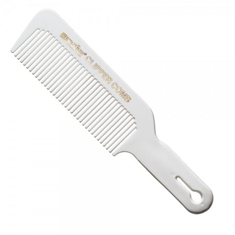 Andis Clipper Comb (Black/White)