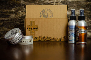 """KCG2US"" INTRO KIT from King & Country Grooming Products"