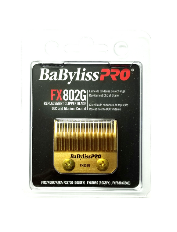 Babyliss PRO FX802G Clipper Blade Replacement