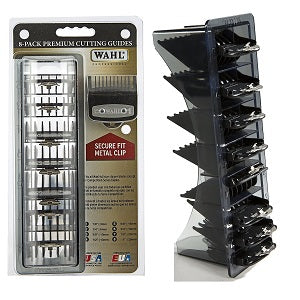 Wahl 8-Pack Premium Clipper Guides