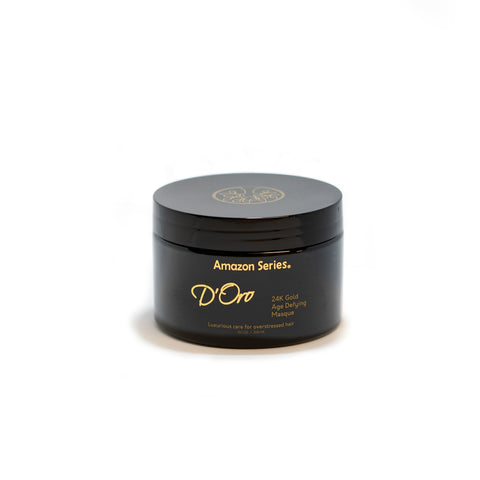 Amazon Series D'Oro 24K Gold Hair Masque