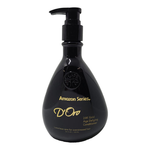 Amazon Series D'Oro 24K Gold Age Defying Conditioner