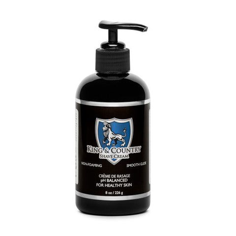 King & Country Shave Cream