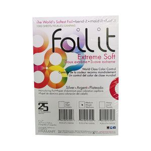 Framar Foil it 5x7 Medium Extreme Soft 1000 Sheet