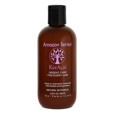 Amazon Series KerAcai Restorative Leave-in Keratin Treatment
