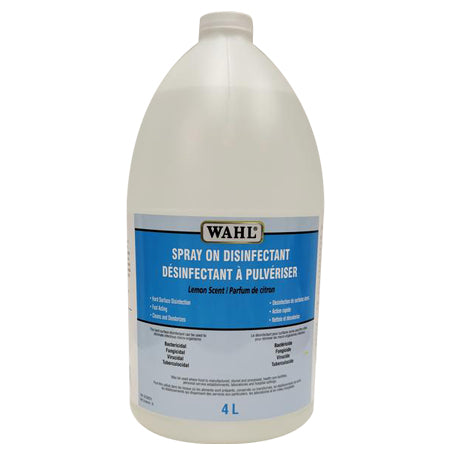 Wahl Spray On Disinfectant 4L