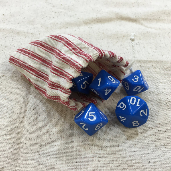 Sack of Dice