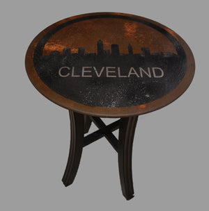 Cleveland Accent Table - Shirley's Loft - 3