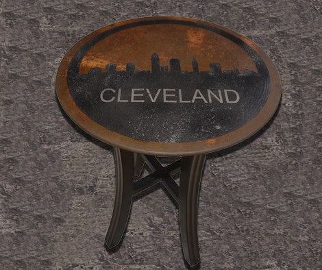 Cleveland Accent Table - Shirley's Loft - 4