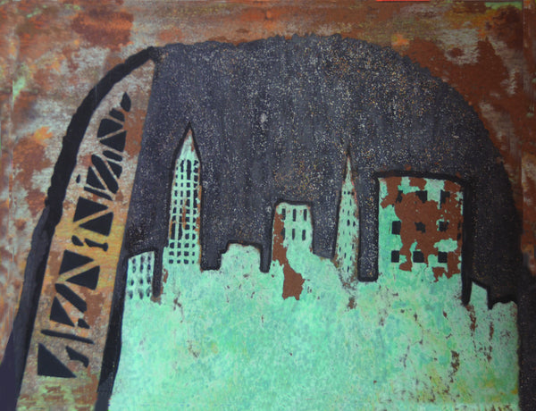 Rust Belt  ~ A Collection of Fine Art Greeting Cards - Shirley's Loft - 5
