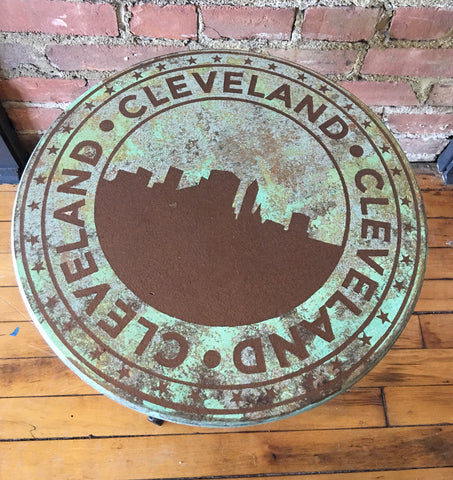 Cleveland Accent Table