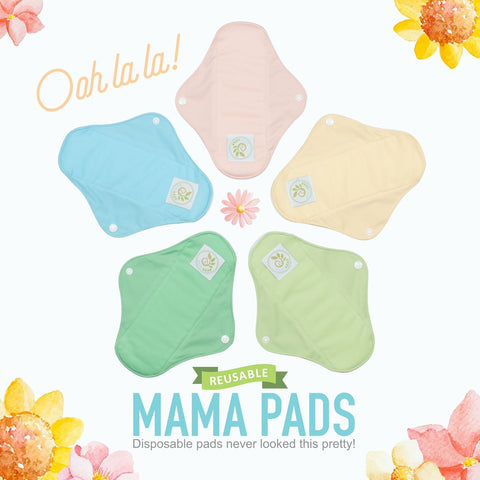 Reusable Mama Pads