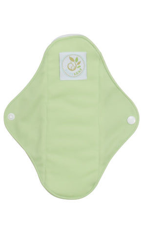 Light Green Reusable Mama Pads