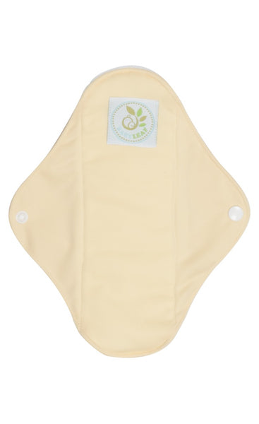 Light Yellow Reusable Mama Pads